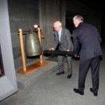 В российском побратиме Хиросимы прозвонил Колокол мира