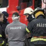 В центре Таллинне потухшая свеча стала причиной ложной тревоги