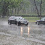 На исходе августа ожидаются самые дождливые дни месяца