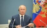 Владимир Путин поздравил Александра Лукашенко с победой на президентских выборах