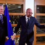 Г. Науседа обсудит с Ш. Мишелем возможность созыва саммита ЕС по Беларуси