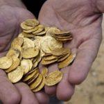 Клад древних монет из России нашли в Ирландии