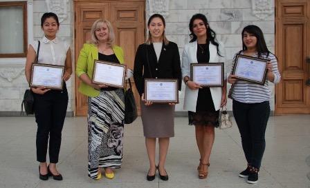 Соотечественников в Киргизии наградили за помощь в борьбе с пандемией