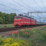 Первый поезд отправится из Крыма в Адлер