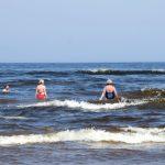 Печальная статистика: большинство латвийцев не умеет плавать