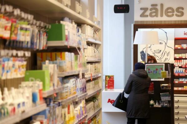 Достаточно одной аптеки. Количество аптек в латвийской глубинке сократят