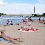 Сегодня в Латвии обещают жару до +29 градусов