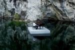 Музыка Чайковского звучит на фестивале в карельском парке «Рускеала»