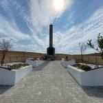Памятник советским воинам восстановили в молдавском селе Грэсень