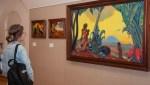Музей в Риге представил картины Рериха и каталог к выставке Айвазовского