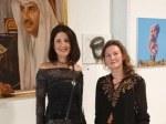 Российские художницы из Катара пожертвовали свои картины в пользу пострадавших в Бейруте