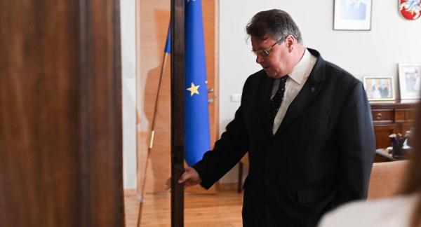 Глава МИД Литвы написал ответ Макею о новой реальности в Белоруссии
