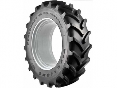 Firestone начинает продажу в России новых тракторных шин