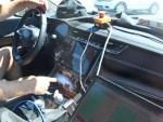 Фотошпионы заглянули в салон нового Jeep Grand Cherokee