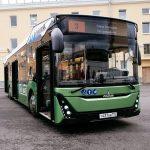 МАЗ будет поставлять в Россию новые автобусы с моторами от Mercedes