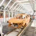 Nissan улучшил технологию окраски автомобилей на российском заводе