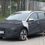 Новый субкомпактный кроссовер Hyundai впервые замечен на тестах