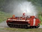 Пожар на Формуле-1 в Сочи: МЧС подготовилось на славу
