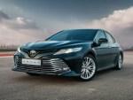 Toyota Camry и другие самые угоняемые авто в России