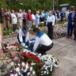 На мысе Юминда в Эстонии почтили память павших при Таллинском переходе