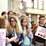 У белорусского посольства в Риге готовят новый «антилукашенковский» пикет