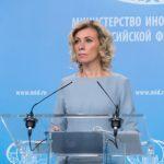 Мария Захарова: Ситуация с соблюдением прав русскоговорящих жителей Украины ухудшается