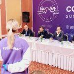 Эксперты проекта «Точки роста» провели дискуссию на Форуме «Евразия Global»