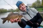 Рыбалка у берега: нюансы ловли в непогоду