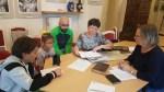 Встреча Клуба юных краеведов прошла в Дрездене