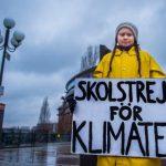 Недовольные климатической политикой Литвы активисты пронесут гроб по Вильнюсу