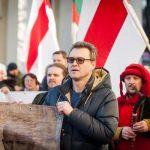 Проживающие в Литве белорусы называют инаугурацию А. Лукашенко фарсом