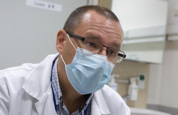 Аркадий Попов: защитные маски спасают жизни