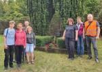 Cоотечественники в Саарланде привели в порядок захоронения советских граждан
