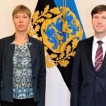 Кальюлайд обсудила с Мартином Хельме детали госбюджета