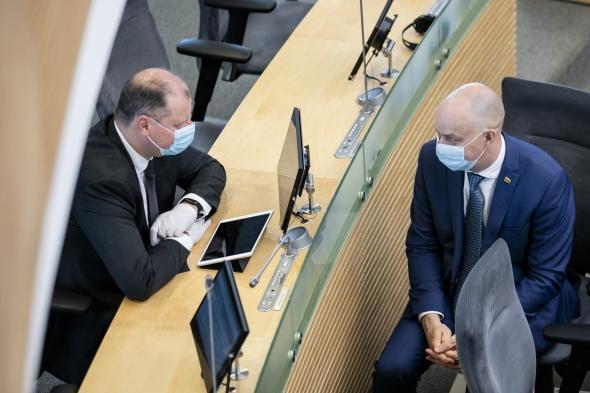 Правительство склоняется к решению о закупке вакцин всех производителей - премьер Литвы