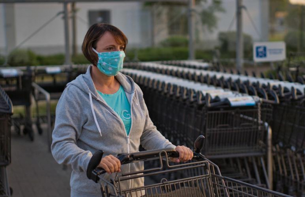 Коронавирус нашли у работника столичного гипермаркета Rimi
