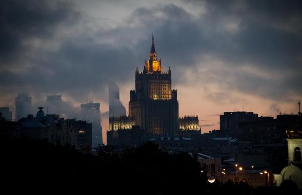 Посла Эстонии вызвали в МИД России