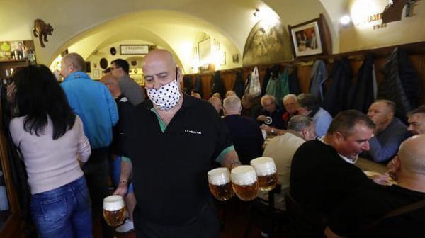 В Литве – двухнедельный мониторинг ситуации в барах, клубах и кафе