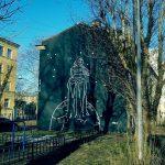 В Петербурге ввели мораторий на закрашивание граффити
