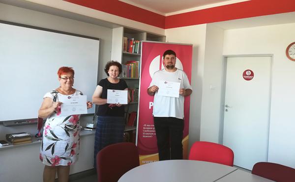 Участникам конкурса куличей и калачей в Пече вручили дипломы