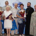 В Гомеле медали «За любовь и верность» получили восемь супружеских пар