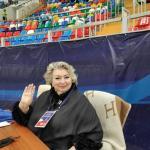 Тарасова о выступлении Щербаковой на Кубке России: «Флип сделан прекрасно»