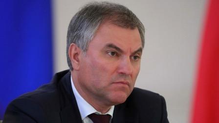 Спикер Госдумы: Украина не идет на диалог между парламентариями