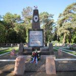 Советский воинский памятник отреставрировали в одной из немецких коммун