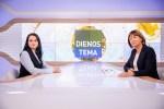 LRT Литва : Светлана Тихановская в интервью ЛРТ — о новых выборах, русском языке и Крыме