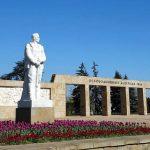 Россия подарила Белграду композицию «Вечный огонь»