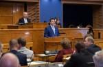 Ратас отчитался в Рийгикогу о принятых антикризисных мерах