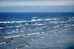 В пятницу на побережье задует порывистый ветер