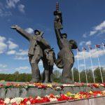 Онлайн-эстафету «Мы помним» запустили в Латвии к годовщине освобождения Риги от нацистов