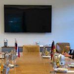 Глава ДВМС и премьер-министр Нижней Саксонии обсудили развитие сотрудничества